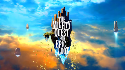 The Mighty Quest For Epic Loot Gameplay Trailer