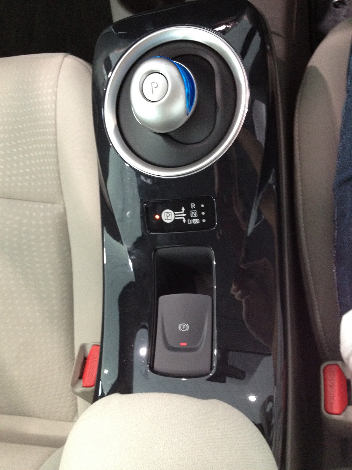 The Nissan Leaf - Electric car for everyone - kensomuse
