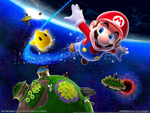 Feel The Galaxy of Super Mario