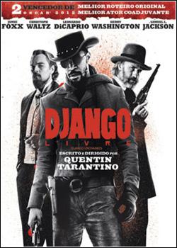Filme Django Livre Dublado AVI BDRip
