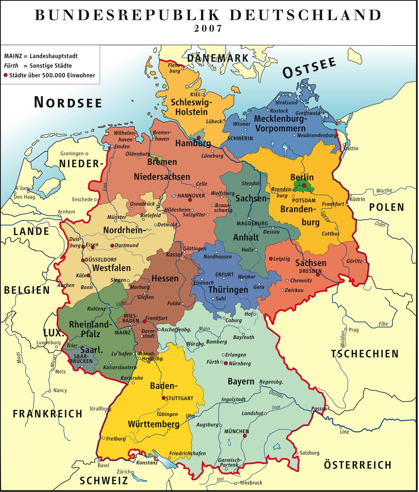 Deutschlandkarte blog: Deutschland karte Region Bild - Deutschland Karte 1939