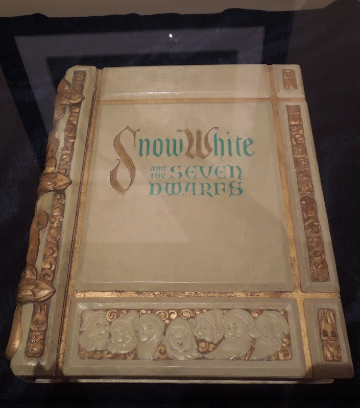 Disney Snow White storybook prop
