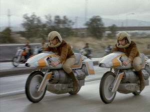 Galactica Turbo Bike