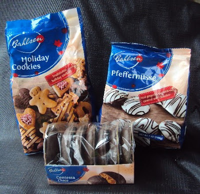 Holiday Cookie Hack with Bahlsen Holiday Cookies #giveaway