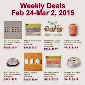 Weekly Deals Sale!  Feb 24 to Mar 3