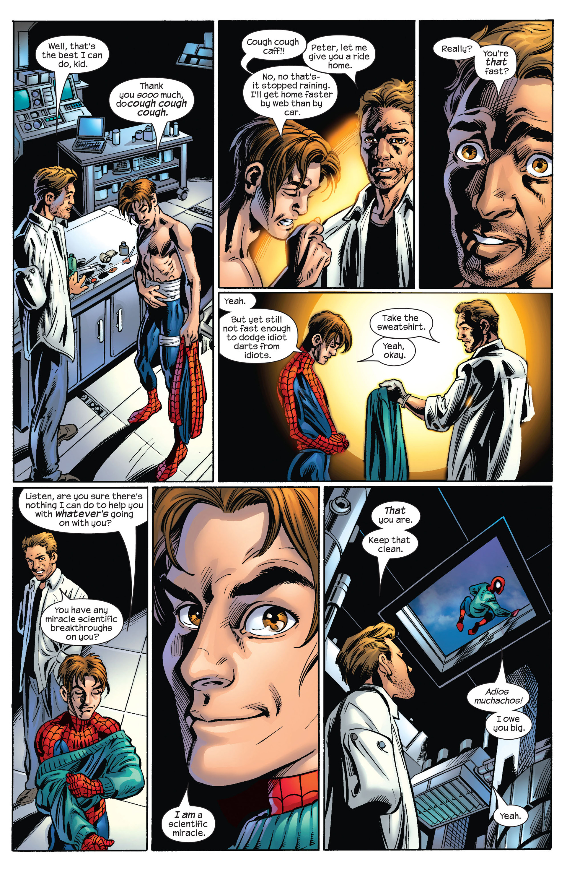 Ultimate Spider-Man (2000) Issue #60 #64 - English 19