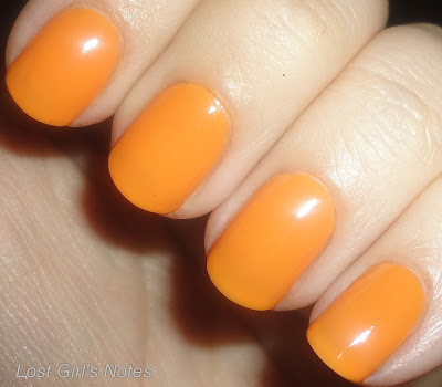 revlon sorbet nail polish swatches and review