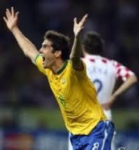 Brasil 1x0 Croácia - 2006