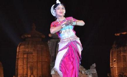 Odissi by Aloka Kanungo. Photo Courtesy | The Hindu
