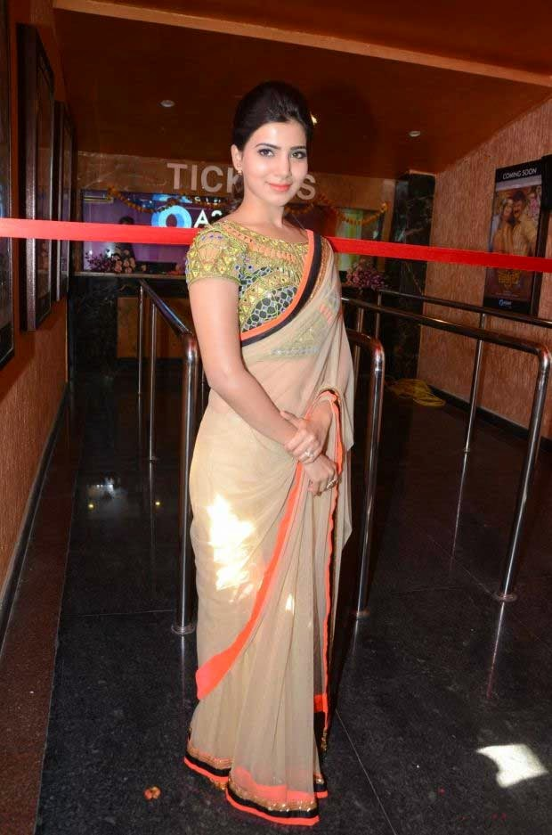 Samantha inaugurates the Asian GPR multiplex