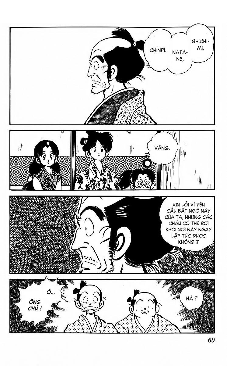 Nijiiro Togarashi - Ớt Bảy Màu chap 43 - Trang 2