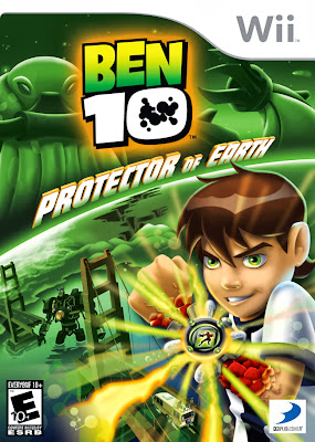 Ben 10 Protector of Earth Game For PC