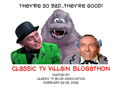 Classic TV Villain Blogathon