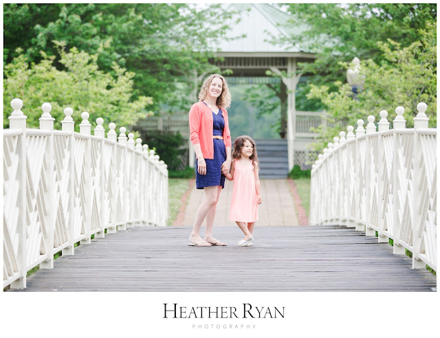 Quiet Waters Park Family Photography