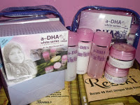 PAKET CREAM ADHA READY STOCK