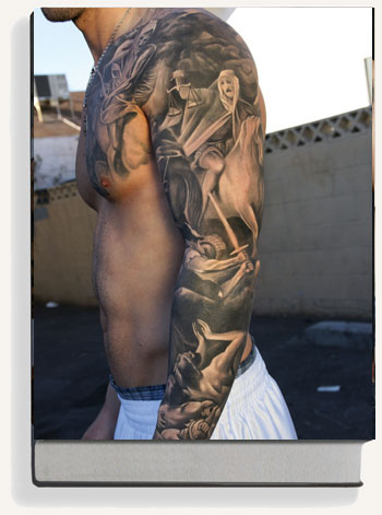1000 images about black and grey tattoo sleeve on pinterest for Black and grey tattoo designs