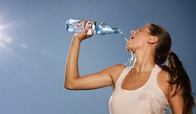 Ejercitate bien Hidratado