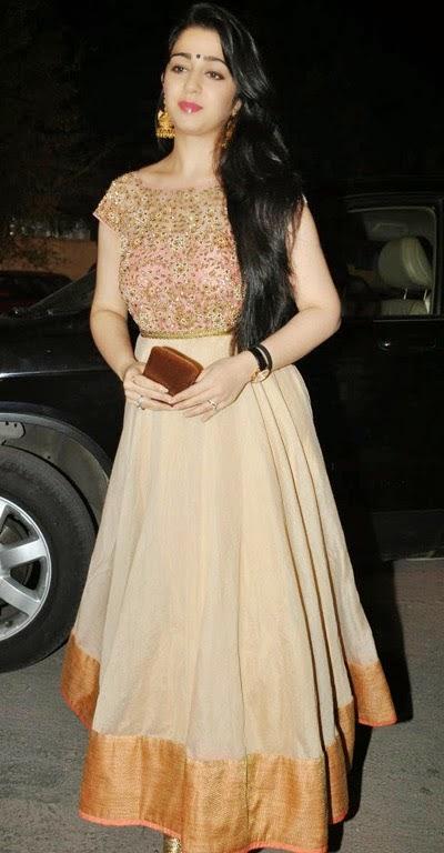 Actress Charmi-Kaurat at Temper Audio Release Function