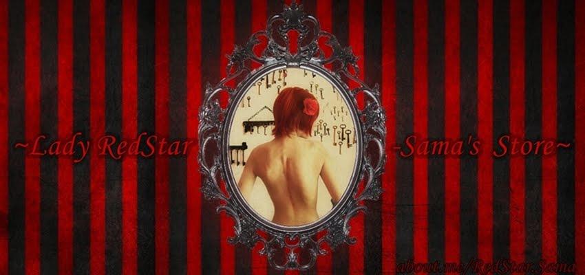 Lady RedStar-Sama's STORE