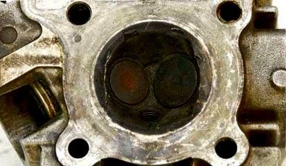 Cara Mencegah Timbulnya Kerak di Ruang Bakar Mesin Motor