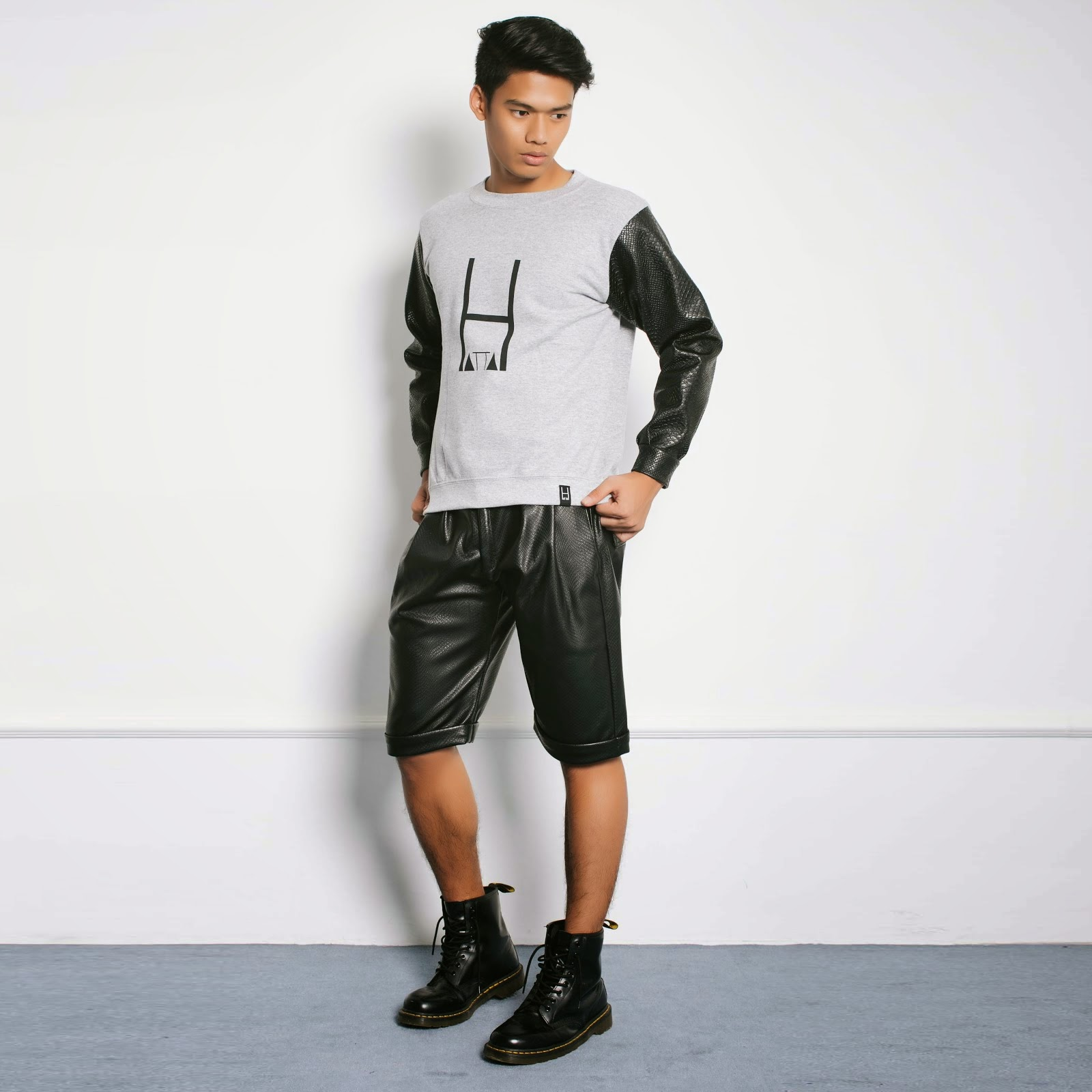 JUMPER LEATHER