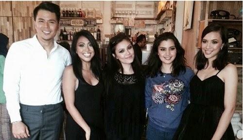GAMBAR Aksi dedah lurah artis wanita Melayu mula tersebar di FB