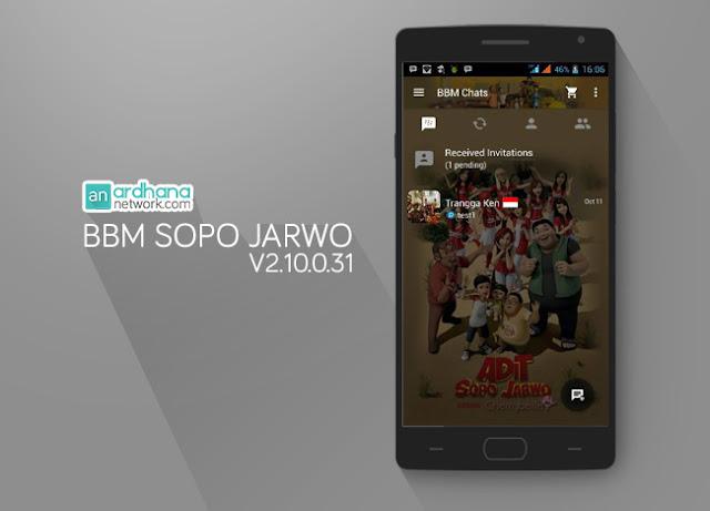 BBM Sopo Jarwo