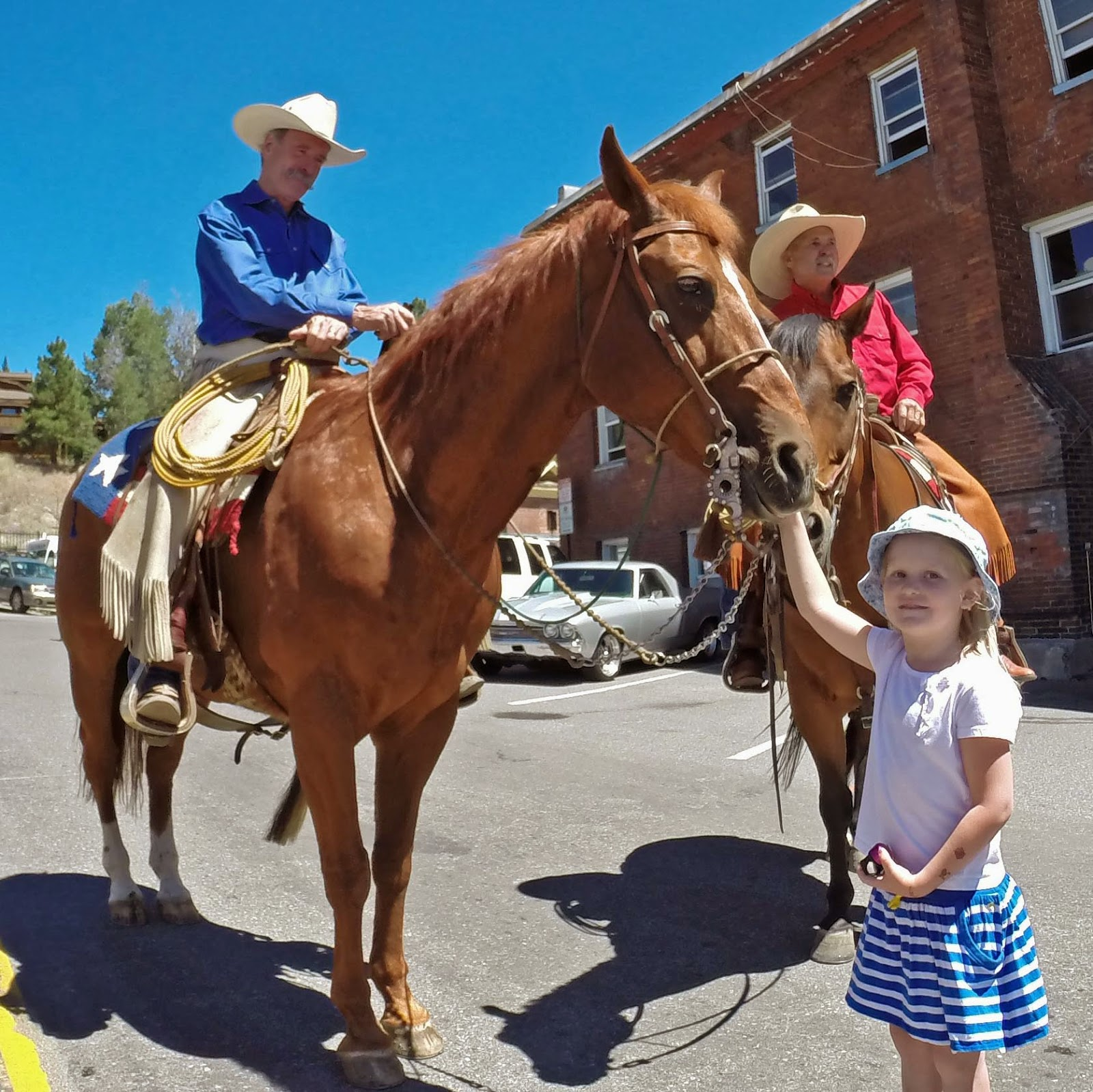 Truckee Rodeo Rides to Town this Weekend