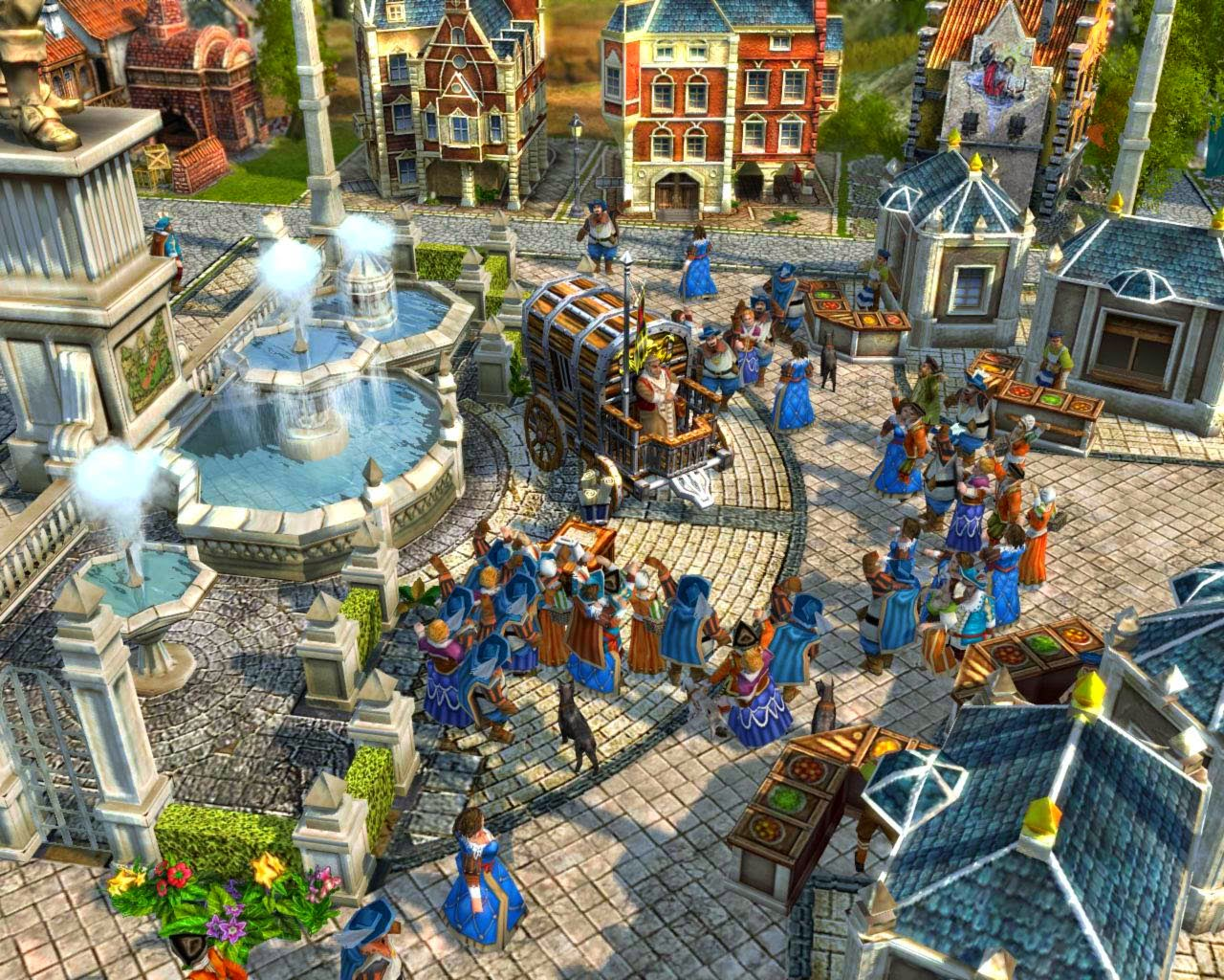 (Anno 1503), which makes it less involved and less difficult for new. an