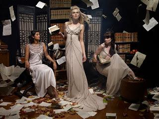 Gwendolynne Burkin 2013 Spring Bridal Wedding Dresses