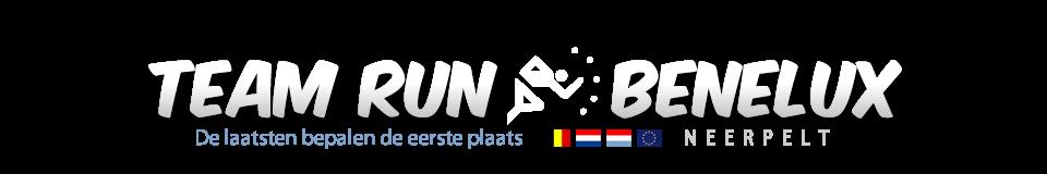Teamrun Benelux 2013