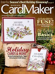 Card Maker Publication Winter 2016
