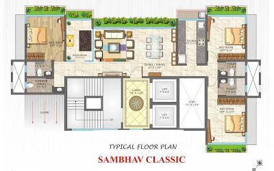 Apartment Floor Plans Mumbai