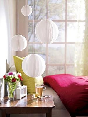 Decora con ana: lamparas de techo