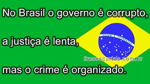 Frases do Brasil