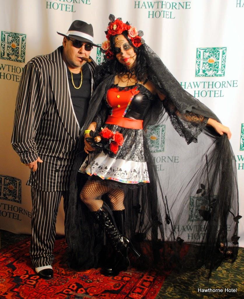 Hawthorne Hotel: More Halloween Costume Photos