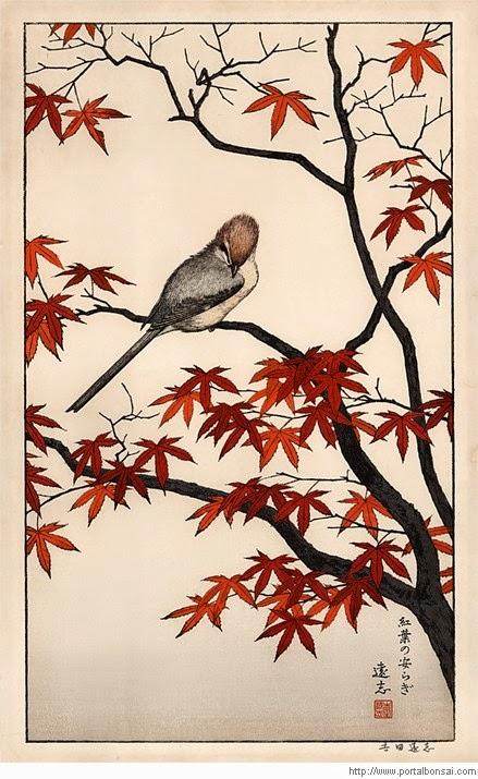Japon, el espiritu y la forma. La pintura en tinta china.