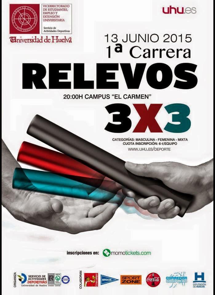 CARRERA RELEVOS