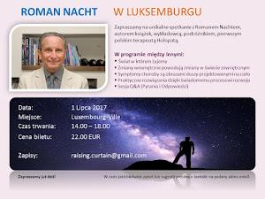 Spotkanie w Luksemburgu