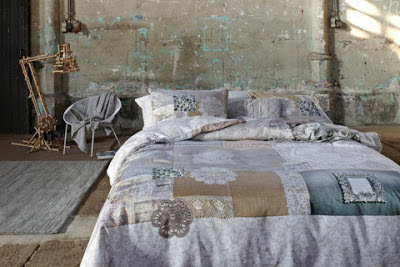 Essenza Elementi duvet set by Daisy Park
