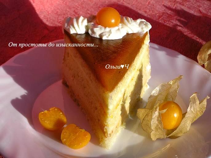 Бауырдан торт фото 11