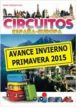 Viajes por España Europa 2015 Marsol