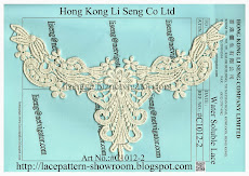 Water Soluble Lace Manufacturer - Hong Kong Li Seng Co Ltd