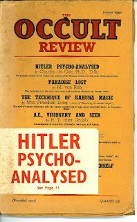 Occult Review - Janeiro de 1940