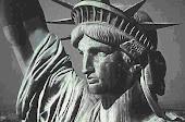 Estátua da Liberdade; o imperialismo norte-americano