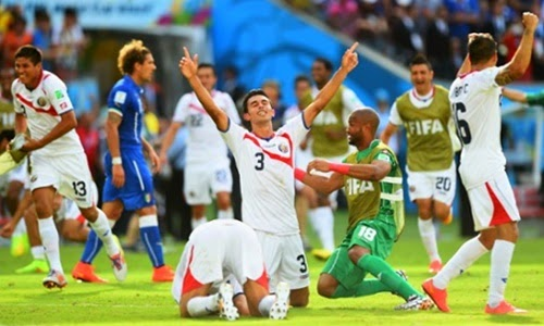 Costa Rica surpresa Copa do Mundo 2014