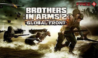 Download Game Android Brothers in Arms 2 Global Front HD Full