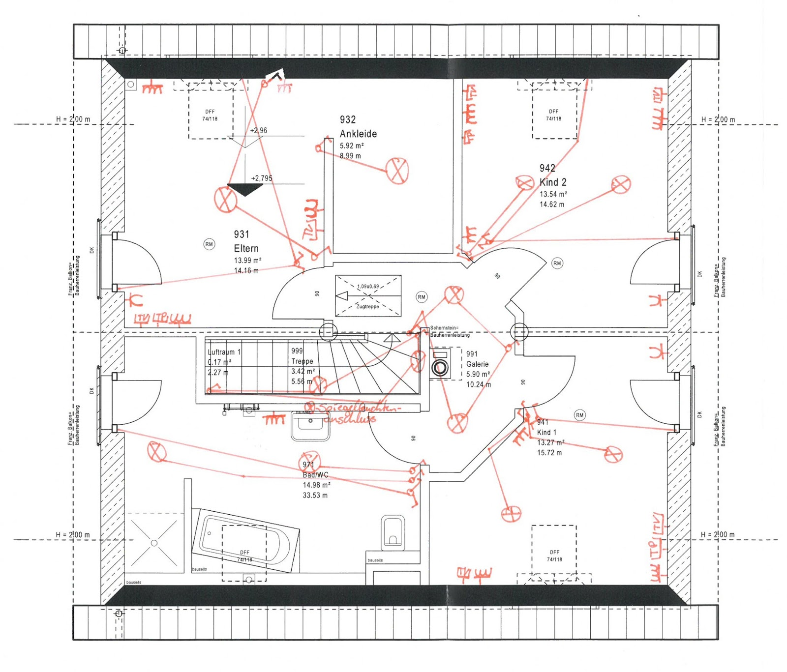 julia 39 s und sascha 39 s traum vom ein steinhaus die unterlagen f r die elektroplanung. Black Bedroom Furniture Sets. Home Design Ideas
