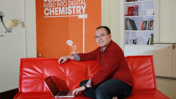 Muhamad Fajrin Rasyid, Founder Suitmedia Indonesia