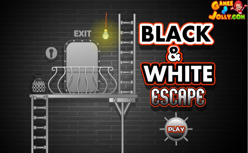 Black and White Escape Walkthrough
